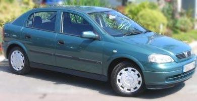 Vauxhall Astra Envoy 1.6