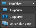 BrowserLab views menu option