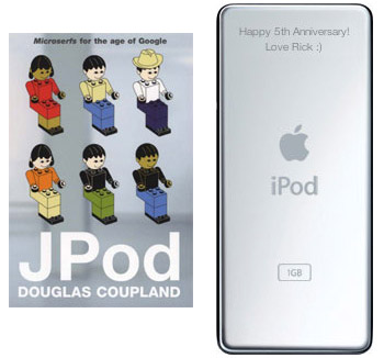 JPod and iPod picture