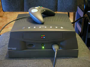 Picture of Apple's Pippin games console